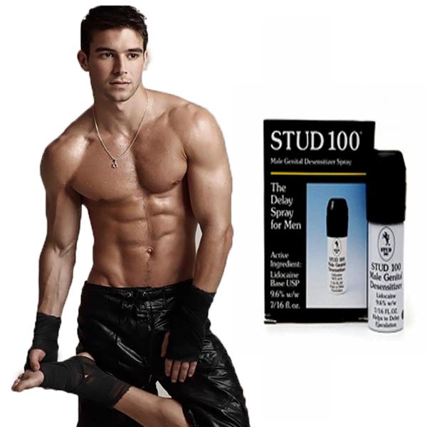 xịt chống xuất tinh sớm Male Genital Desensitizer Stud 100
