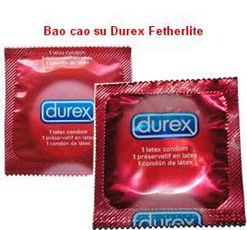 Bao cao su Durex Fetherlite Ultima 3 chiếc - DR10