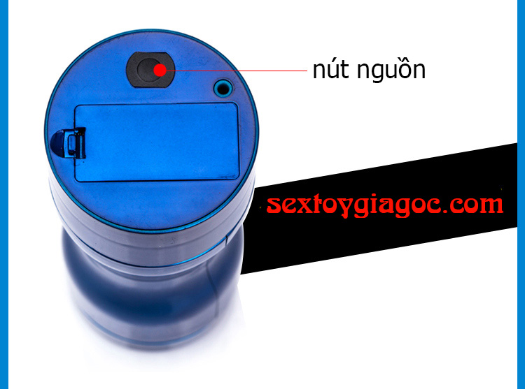 Đèn pin thủ dâm có rung LoveAider - AD17