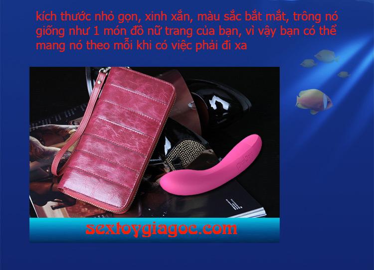 Ngón tay massage điểm G Zizo Picobong - DC25A