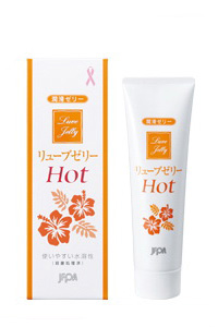 Gel bôi trơn cao cấp Nhật Bản Jex Luve Jelly Hot
