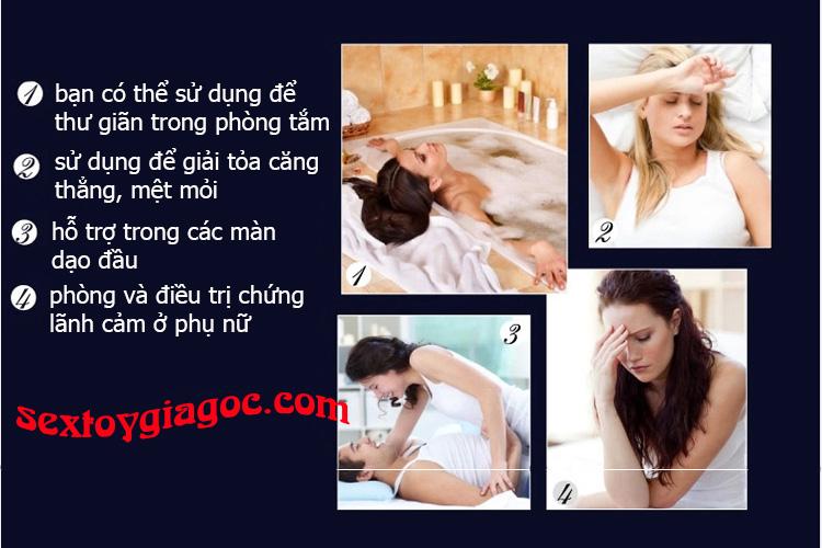 Máy massage cao cấp LELO GiGi - DC42A