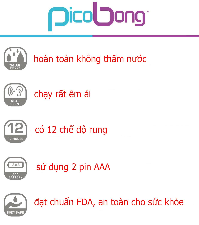Máy massage điểm G-KAYA PicoBong - DC29
