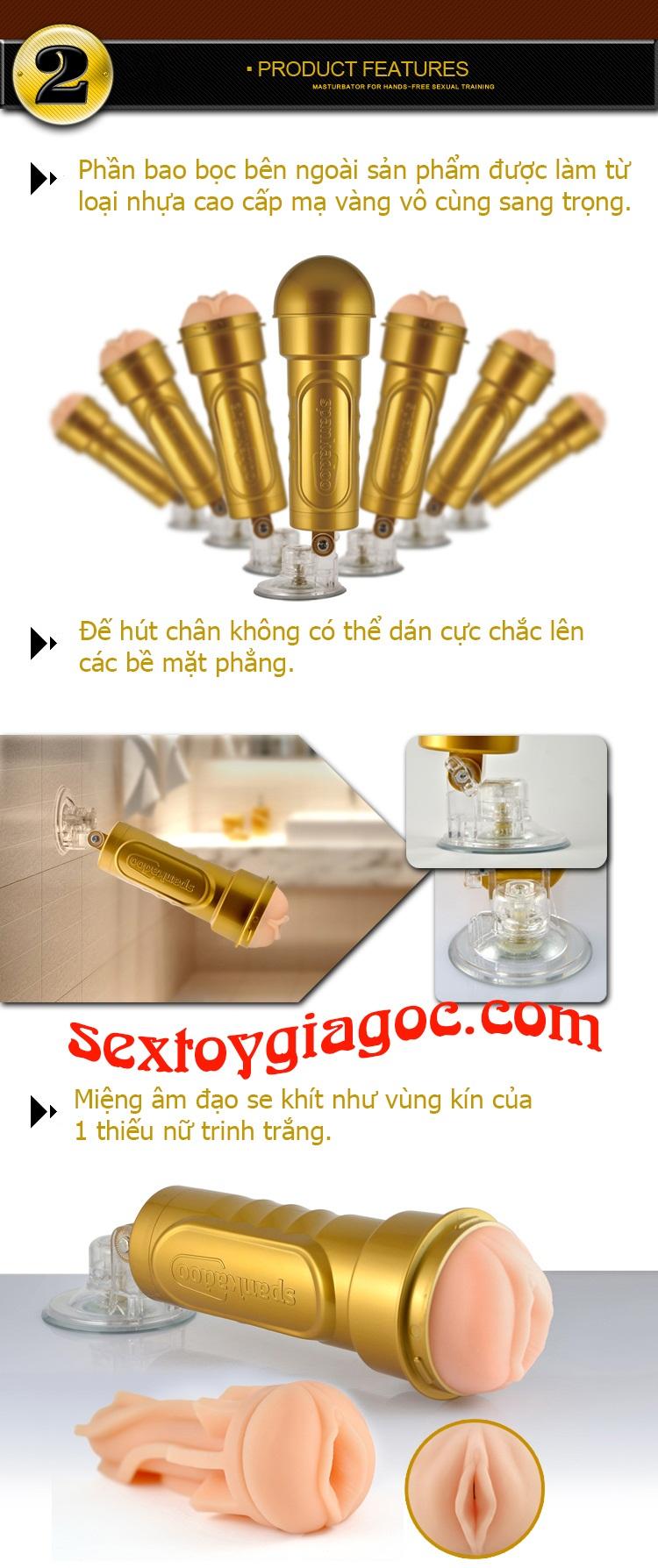 Đèn pin gắn tường mạ vàng SpiderMan - DC45G
