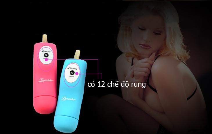 Máy massage hậu môn rung mạnh mẽ - HM07