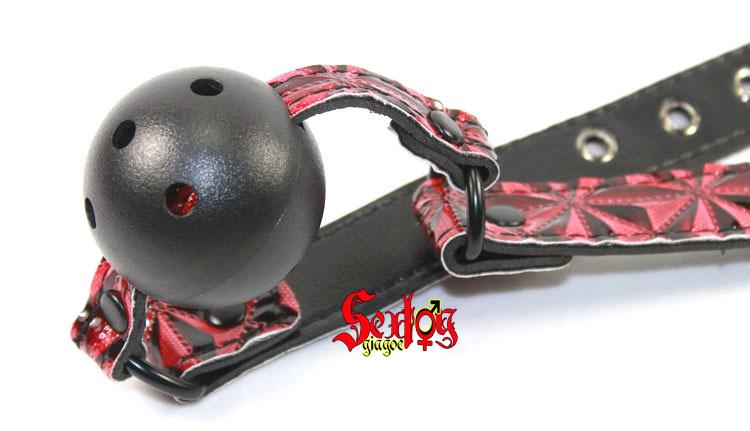 Khóa hàm tăng hưng phấn USA Ball Gag - BD010