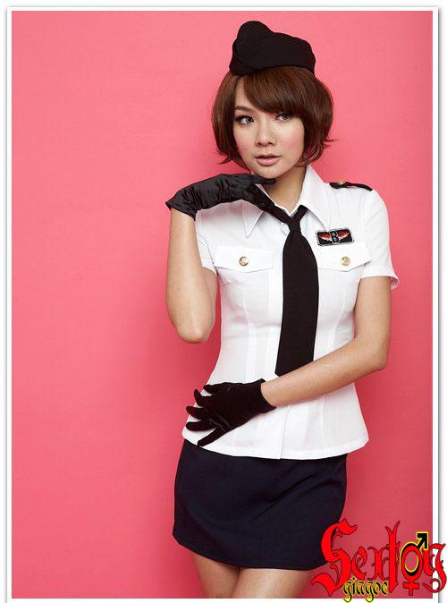 Nội y sexy-Nữ quân nhân xinh đẹp - NY03A