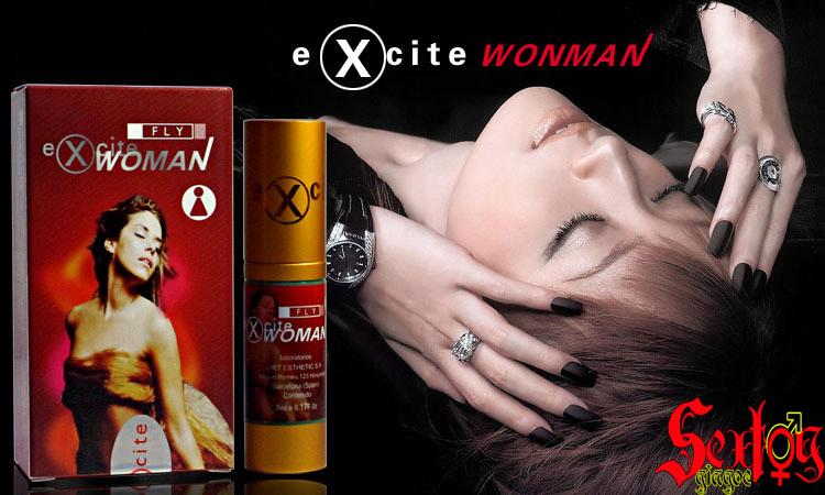 Xịt tăng hưng phấn cho nữ Excite Woman Fly - XTS20N