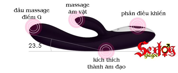 dương vật đa năng cho nữ thủ dâm