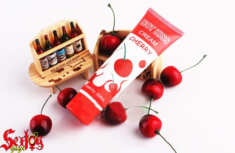 Gel bôi trơn Hot kiss Cherry - DC09G