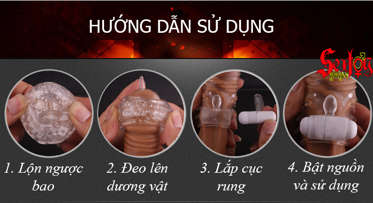 hướng dẫn sử dụng Bao Đôn dên cao cấp siêu phẩm Eve - DD07K