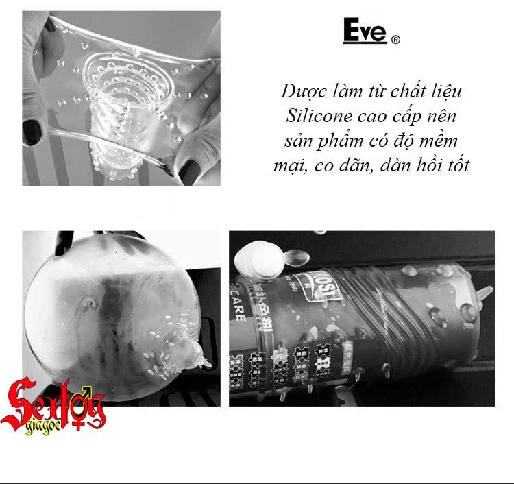 Bao Đôn dên cao cấp siêu phẩm Eve - DD07K