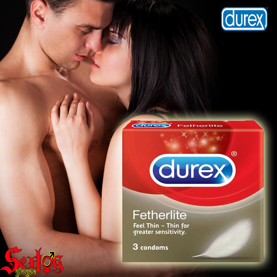 Bao cao su DUREX Fetherlite 3 chiếc - DR12