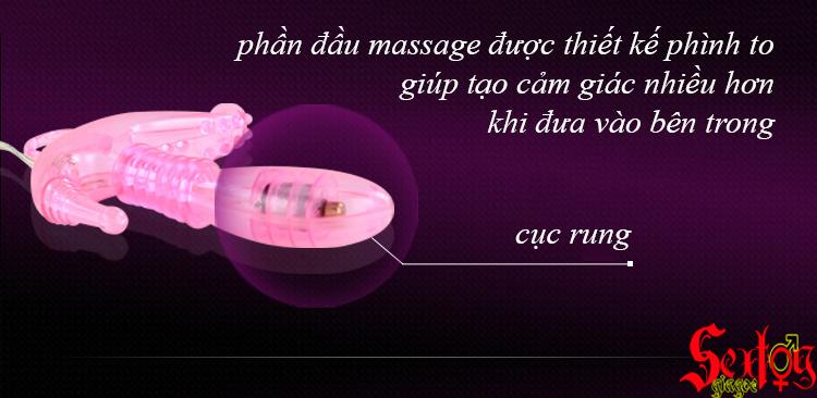 Dụng cụ massage hậu môn Ol Lady Baile - HM25C