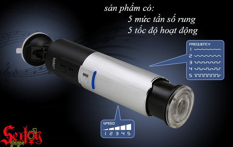 Máy thủ dâm tự động cao cấp X9-Leten - AD33A