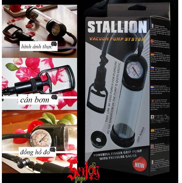 Máy tập to dương vật Stallion Baile - DC009