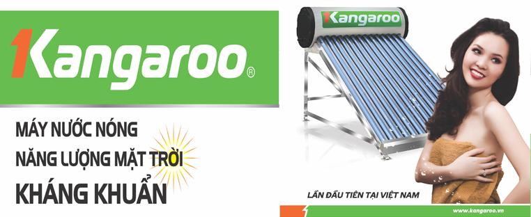 Máy năng lượng mặt trời Kangaroo