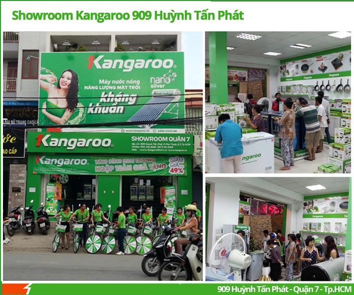 Showroom Kangaroo Huỳnh Tấn Phát