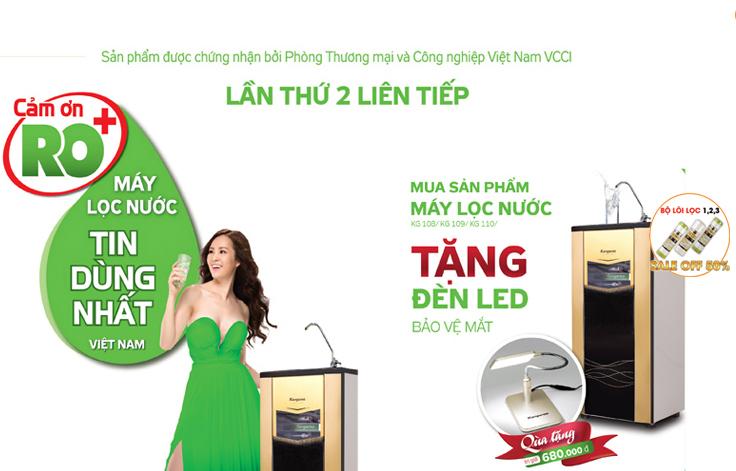 Chương trình khuyến mại đặc biệt của KangarooStore.vn