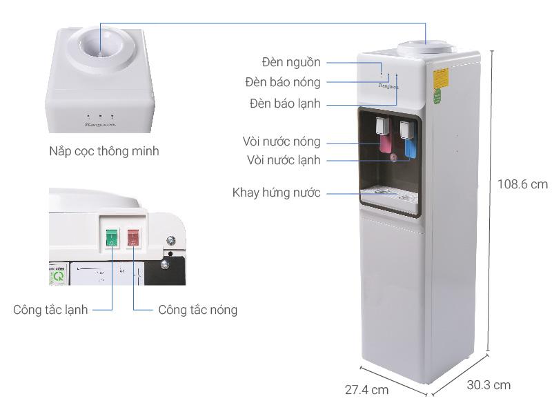 Thông số kỹ thuật model KG36a3