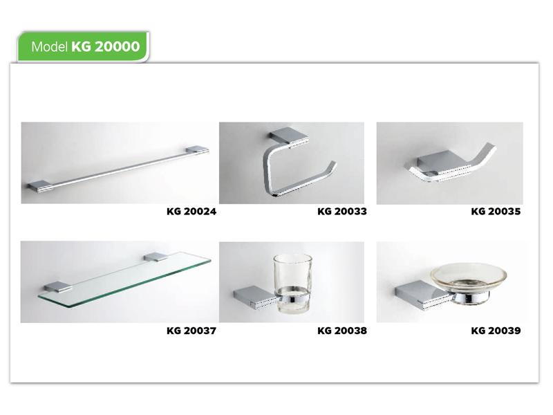 Phụ kiện phòng tắm Kangaroo KG20000