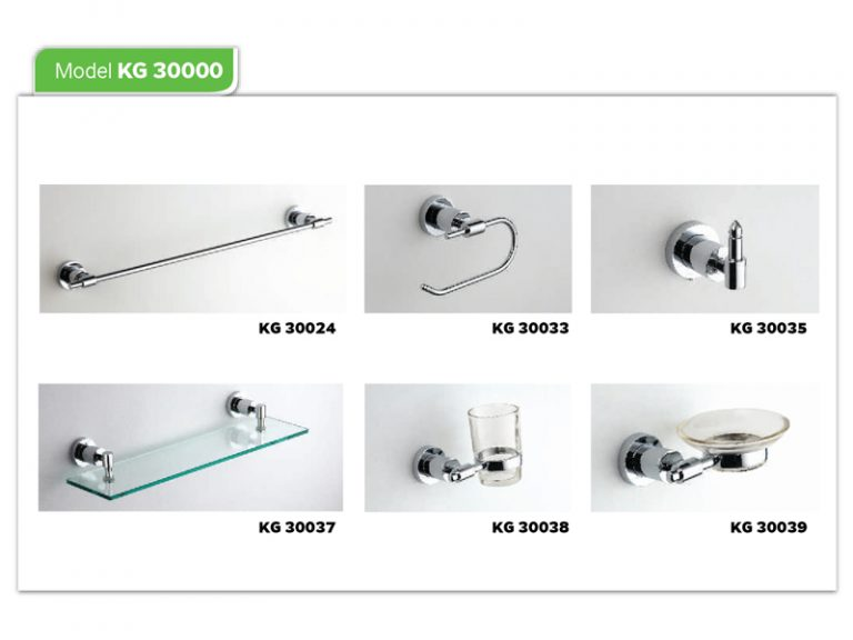 Phụ kiện phòng tắm Kangaroo KG30000