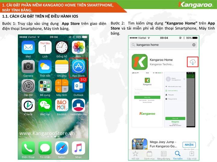 Điện thoại của bạn dùng hệ điều hành IOS