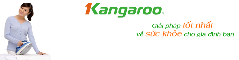 Bàn là hơi nước Kangaroo