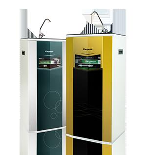 Máy lọc nước Kangaroo 9 lõi không vỏ tủ KG110AVTU