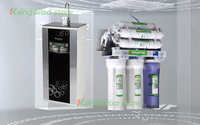 Máy lọc nước Kangaroo Hydrogen KG100HQ có nguồn gốc tin cậy