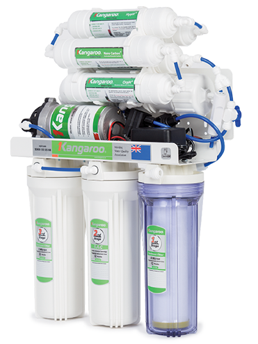 Máy lọc nước Hydrogen KG100HQ không vỏ
