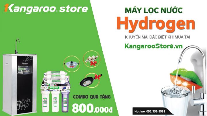 Máy lọc nước Kangaroo Hydrogen tại KangarooStore