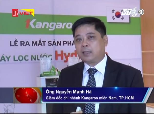 Ông Nguyễn Mạnh Hà – Giám đốc chi nhánh Kangaroo miền nam, TP.HCM