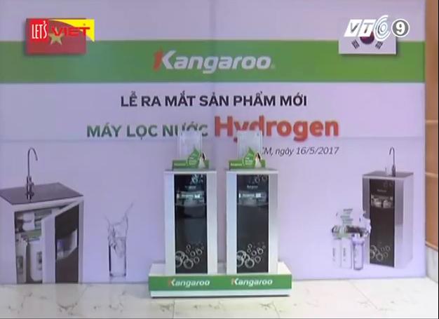 """Lễ """"Ra mắt và Đào tạo sản phẩm máy lọc nước Kangaroo Hydrogen"""