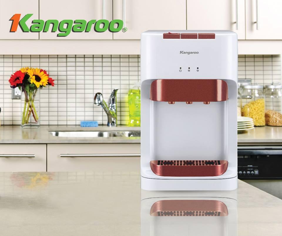 làm thế nào để sử dụng Máy nước nóng lạnh Kangaroo hợp lý nhất.