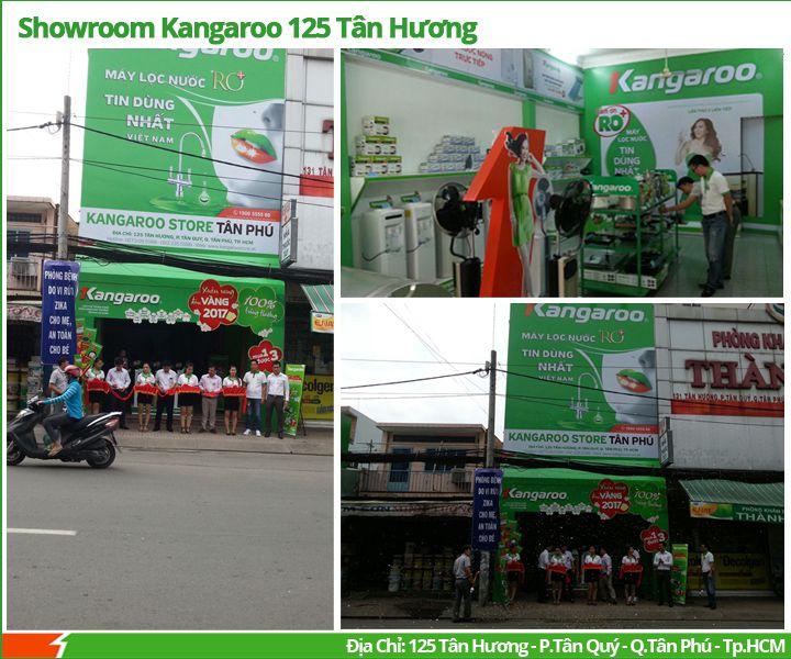 Showroom 125 Tân Hương