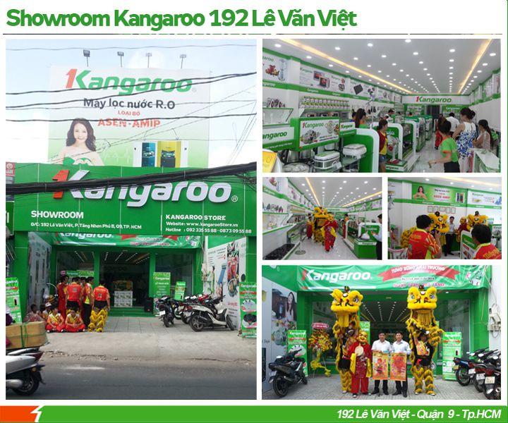 Showroom Kangaroo Lê Văn Việt