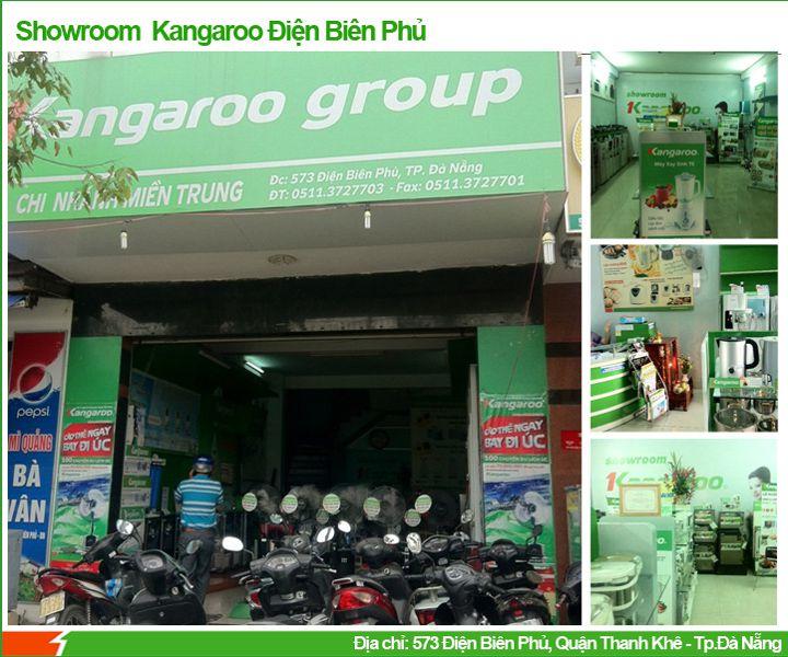 Showroom Kangaroo Điện Biên Phủ