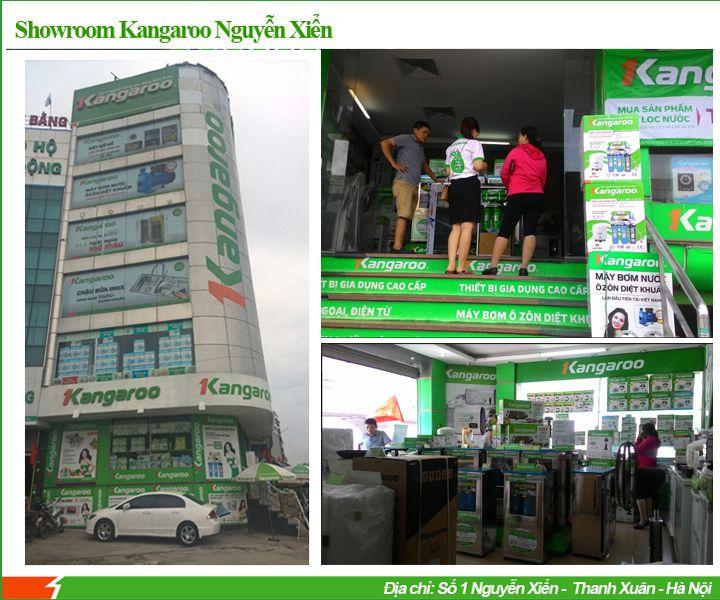 Showroom Kangaroo Nguyễn Xiển