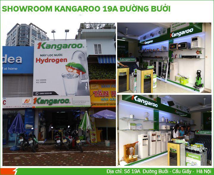 Showroom Kangaroo Đường Bưởi
