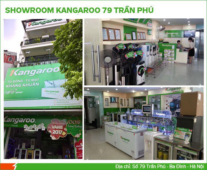 Showroom Kangaroo Trần Phú