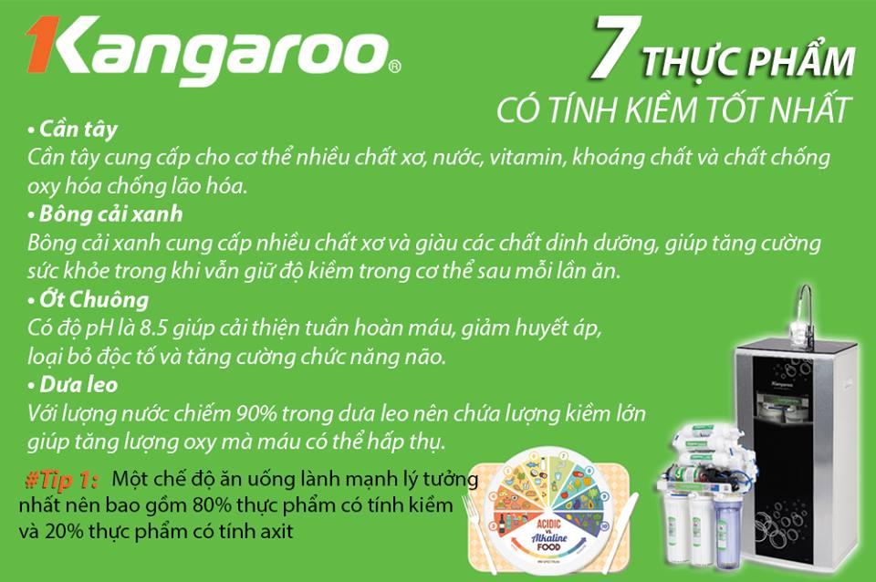 7 Loại thực phẩm có tính kiềm tốt cho cơ thể p2