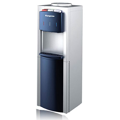 Cây nước nóng lạnh Kangaroo KG39B có 3 vòi với các chế độ nóng - lạnh - ấm