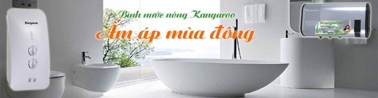 Bình nước nóng trực tiếp Kangaroo