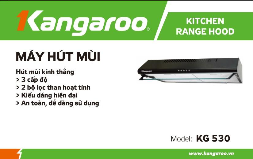 Máy hút mùi Kangaroo KG530