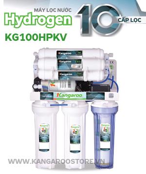 Máy lọc nước Kangaroo Hydrogen Plus KG100HP kv