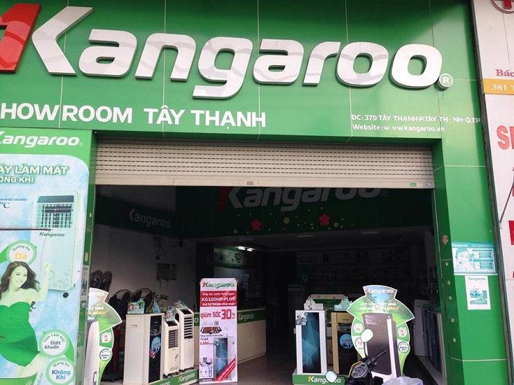 Máy lọc nước Kangaroo Hydrogen Plus KG100HP tại KangarooStore