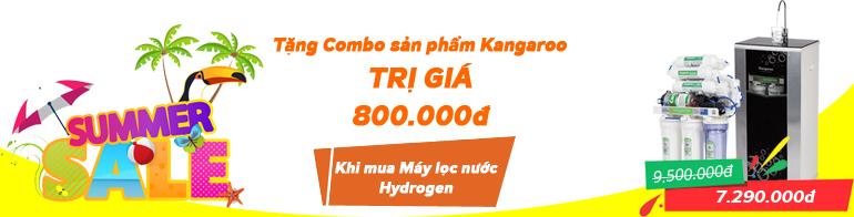 Máy lọc nước Kangaroo Hydrogen, KM đặc biệt