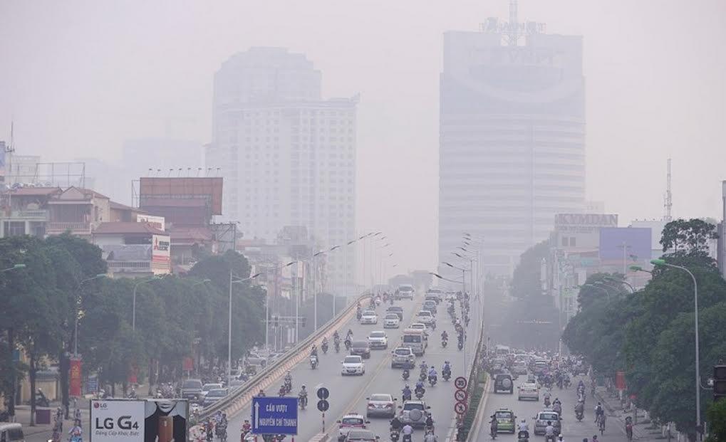 Không khí đang ở trạng thái ô nhiễm đáng báo động