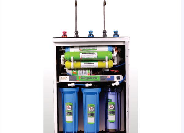 Chức năng quan trọng nhất của Máy lọc nước Kangaroo 2 vòi vẫn là lọc nước